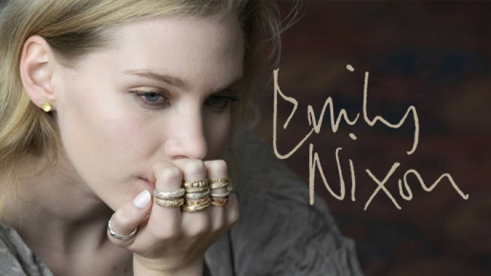 Nixon Design's branding with Emily Nixon jewellery.