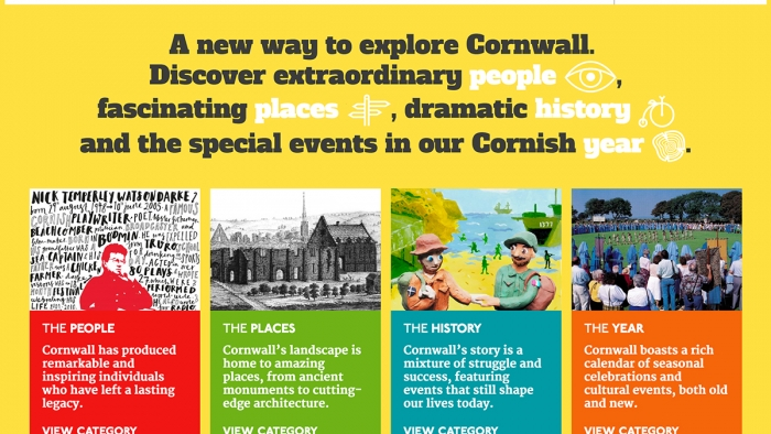 The Cornwall For Ever! website.