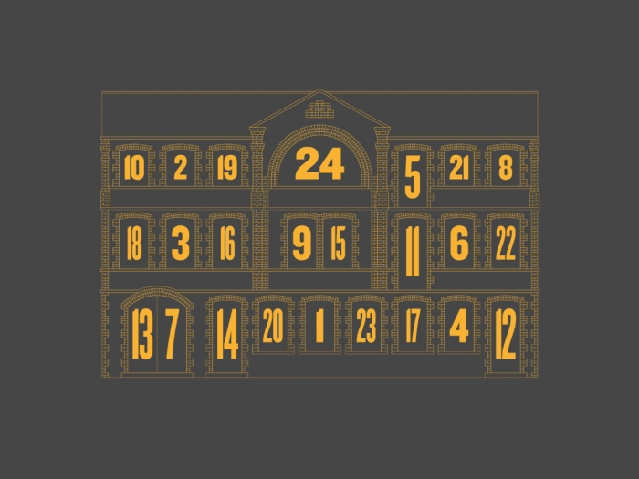 The Nixon Design advent calendar