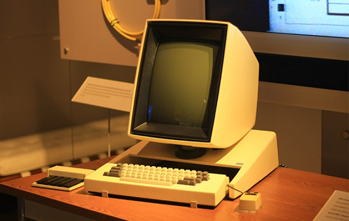 The Xerox Alto the first personal computer