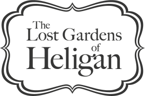 The Lost Gardens of Heligan logo.