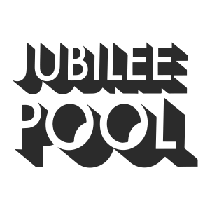 The Jubilee Pool logo.