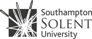 The logo for Southampton Solent University.