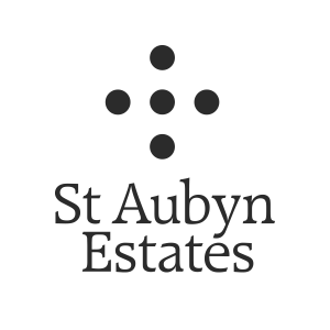 The St Aubyn Estates logo.