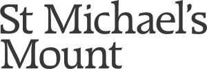 The St Michael's Mount logo.