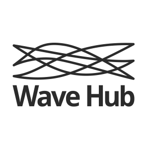 The Wave Hub logo.