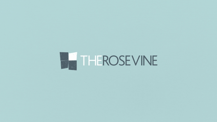 The Rosevine logo.