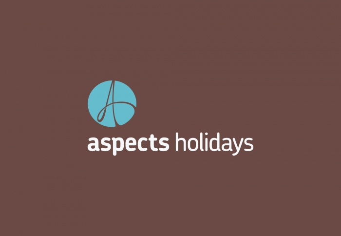 The Aspects Holidays brand logo.