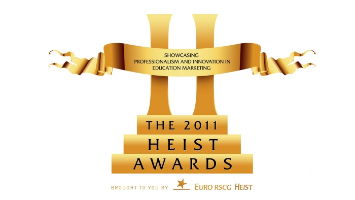 The Heist Awards logo.
