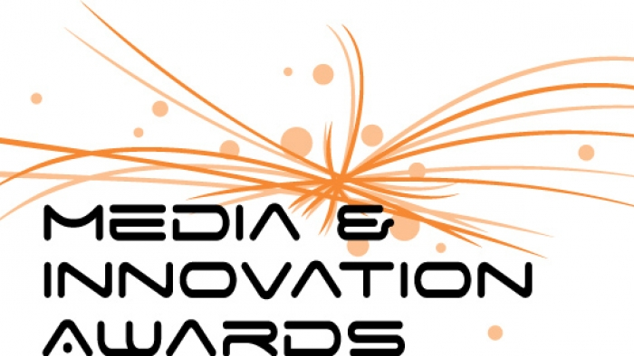 The Media Innovation Awards logo.