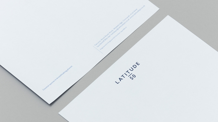 The Latitude50 logo as a letterhead.