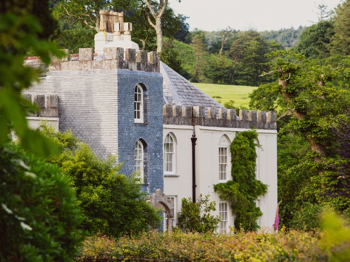 Restormel Manor – a Duchy of Cornwall Holiday Cottages property.